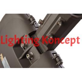 300W Led Shoebox 39301 Lumen