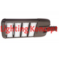 300W Led Shoebox 39301 Lumen