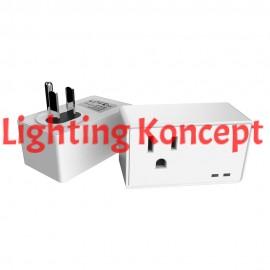 2 Pack Smart Power Socket