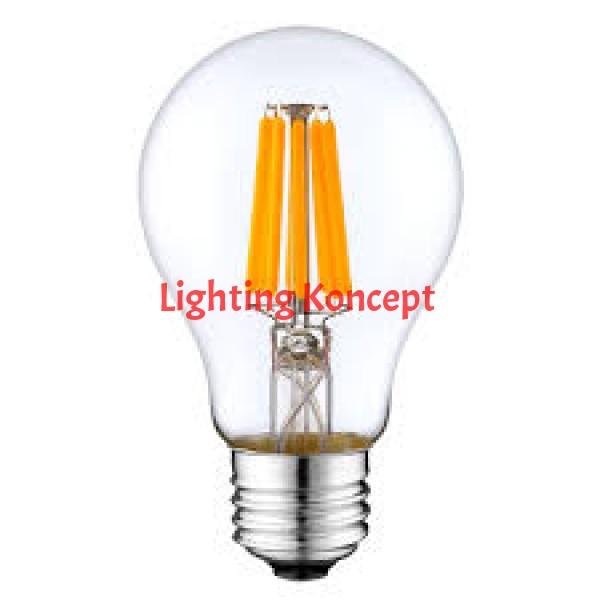 A19-Filament-7 W -E26-120V -3000K