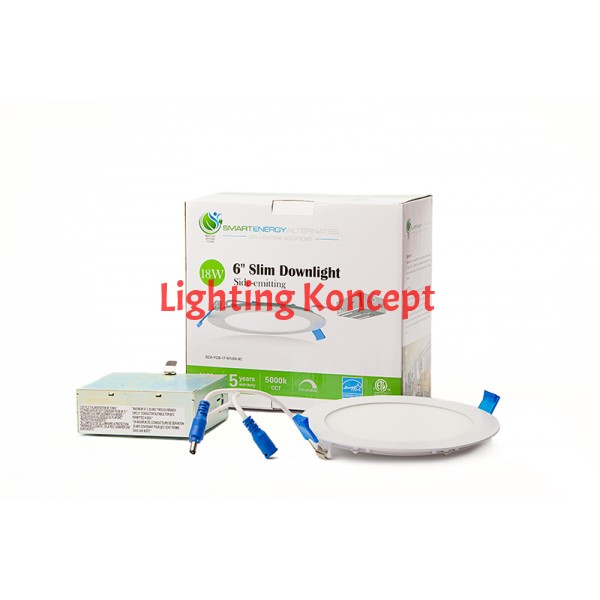 4 Inch 3 CCT Slim Down Light